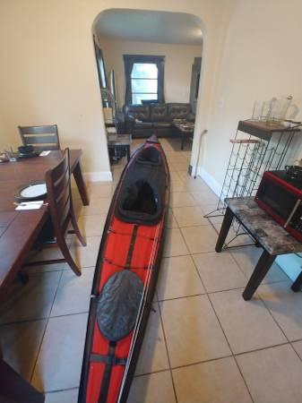 18ft FeatherCraft Klondike Kayak (need gone asap) (St Pete